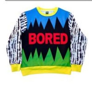 Teenage 90's Kid Sweater